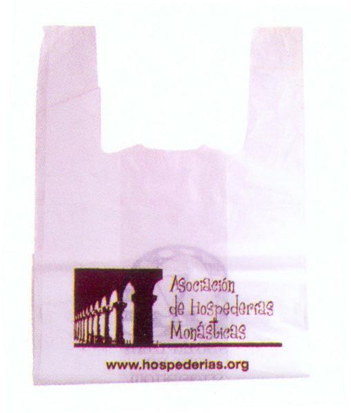 Bolsa camiseta for Accesorios para hoteles