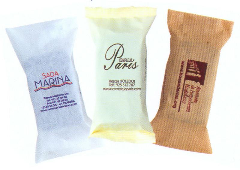 Lustrazapatos flow pack for Accesorios para hoteles