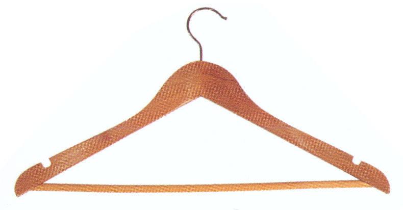 Percha madera for Accesorios para hoteles